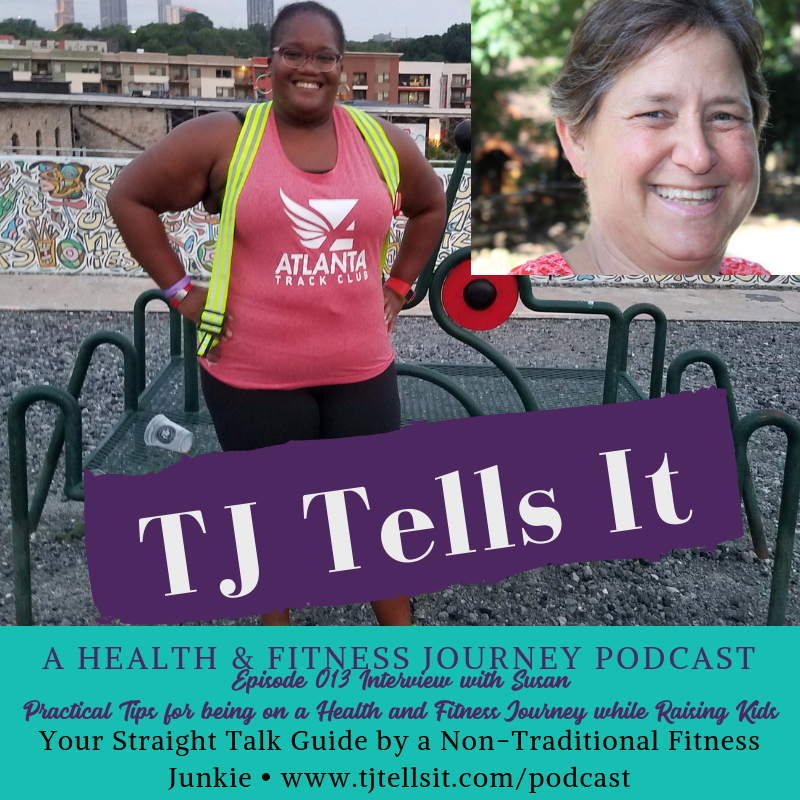 Practical Fitness Wellness: TJ Tells It Podcast